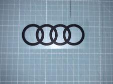 FC Bayern München Audi Sponsor Patch matchworn Navy Blau