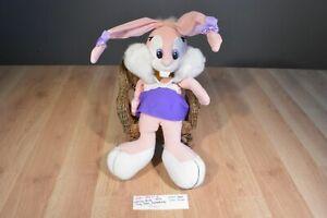 Warner Bros. Tiny Toons Adventures Pink Bunny Rabbit Babs Puppet(310-1927-2)