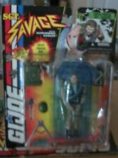 GI Joe Sgt Savage Cryo Freeze NOS 1994
