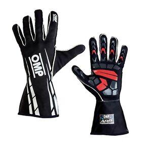 OMP ARP Advanced Rainproof Karting Gloves | KK02745 ( Waterproof )