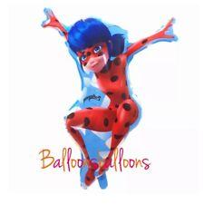 "Miraculous Ladybug 33"" Balloon Helium Party Birthday Decoration"