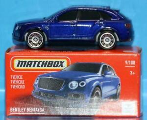 Matchbox BENTLEY BENTAYGA Mint in Box