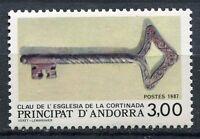 TIMBRE ANDORRE FRANCE NEUF N° 365  ** CLEF DE  L EGLISE DE LA CORTINADA