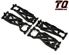 Losi Mini 8IGHT-T Truggy Front & Rear A Arms Set  LOS214000 Fast Ship wTrack#
