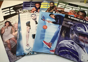 8 2016 ESPN SPORTS MAGAZINES AUGUST TO JANUARY 2017