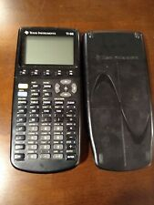 Texas Instruments Ti-86 Graphing Calculator With Cover