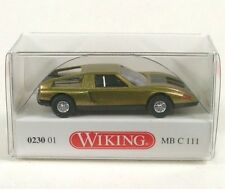 Mercedes-Benz C 111 (gold metallic) 1969