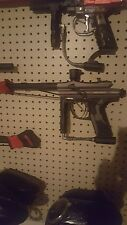 paintball guns. spider fenix.. spider tlr upgraded trigger and Tippman gryphon
