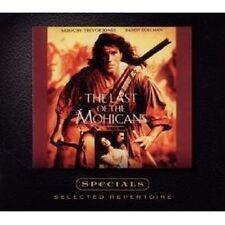 LAST OF THE MOHICANS (SP) CD ORIGINAL SOUNDTRACK NEU