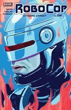 RoboCop: Citizens Arrest (2018) #4 VF/NM Boom! Studios