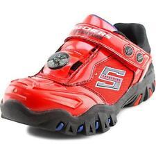 Scarpe sneakers rosso per bambini dai 2 ai 16 anni