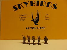 Skybirds Reproduction WW1 Figures x 5