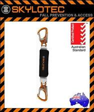 Skylotec BFD Shock Pack Energy Absorber 22mm Gate Double Action Snap Hooks