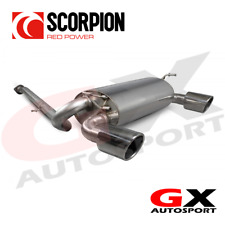 SNS015R Scorpion Exhausts For Nissan 350Z 2003-2010 HalfSystem Y-piece Back