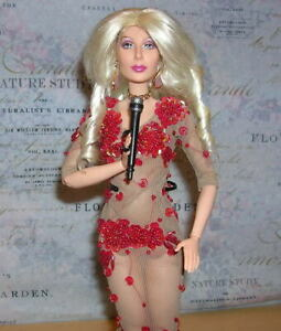 CHER FULLY ARTICULATED POSABLE BARBIE DOLL THE CHER LOOK Ed. 7 DOLL 3