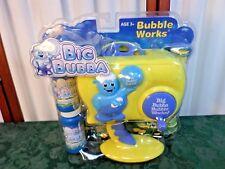 NIP-2002 Hasbro Big Bubba Bubble Works Bubble Machine-# 45469