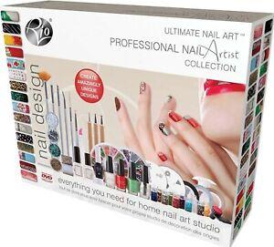 Rio Ultimate Nail Art Professional Artist Collection ARGOS 331/8108
