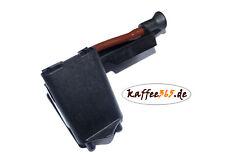 Kaffeeauslauf für Saeco Magic und Royal,Auslauf schwarz + Schraube SUP012,SUP005