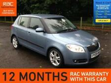 Fabia Modern 75,000 to 99,999 miles Vehicle Mileage Cars