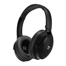 TaoTronics Active Noise Cancelling Bluetooth Headphones, Wireless Over Ear He...