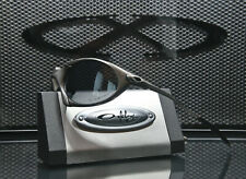 Oakley Romeo 1 X Metal (Natural Metal Color)-Silver Reflective Lenses+Vault+Bag