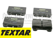 Front Brake Pads for Ferrari 208 246 308 & MONDIAL - NEW TEXTAR (slotted)
