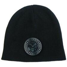 Ramones Presidential Seal Logo Beanie Mütze Official Merchandise - NEU