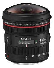 Canon EF 8-15/4.0 L USM Fisheye für Canon EOS *** NEU ***Händler
