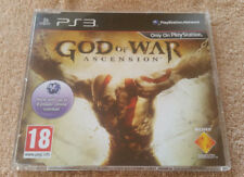 not for resale . promo only . press édition / God Of War Ascension PS3