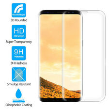 9H Full Cover Tempered Glass Screen Protector For Samsung Galaxy S8 Plus New