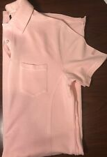 Burberry Golf Women's Pink Polo Dress Size Medium