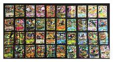 Pokemon Card Lot 100 Cards - Guaranteed Ultra Rare Mega Ex/Gx Holo V Vmax!