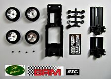 LGK PRO-001 ADJUSTABLE CHASSIS 1:32 - 50/60´S BRM 20X7MM SLOT CLASSIC RESIN KIT