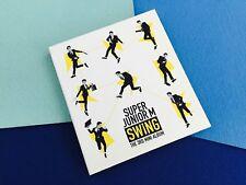 SUPER JUNIOR M 3rd album Swing autographed promotion ver.