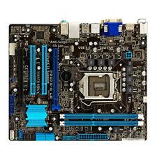 Used ASUS P8B75-M LE Motherboard Intel B75 LGA 1155 UATX DDR3 SATA3.0 USB3.0