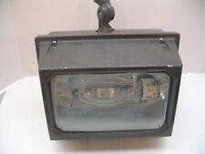 Heavy Duty Metal Halide Flood Lamp, Cooper Lighting, Bronze/Brown Color