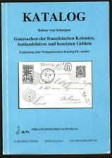 FRENCH COLONIES.STAMP HANDBOOK AND CATALOGUE.
