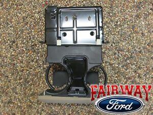 05 06 07 Super Duty F250 F350 F450 F550 OEM Ford Dash Cup Holder MED PEBBLE TAN