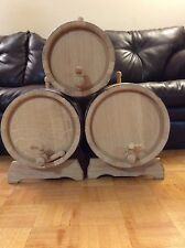 Oak barrels, 23L, special price for this weekend only