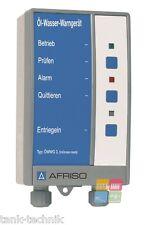 Afriso Öl-Wasser-Warngerät ÖWWG3 kompl. mit Sonde / Leckwarngerät Leckagemelder