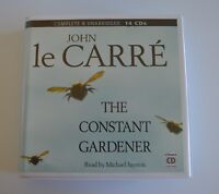 The Constant Gardener: by John le Carre  -  Unabridged Audiobook 14CDs