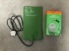 Swell Reptiles Thermostat and Heat Pad