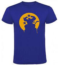 Camiseta Dragon Ball Goku Mono Saiyajin Hombre varias tallas y colores a012