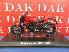 Die cast 1/18 Modellino Moto Ducati Monster 1200 R 2016
