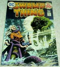Swamp Thing 11, NM- (9.2) 1st Redondo 1974! 60% off Guide!