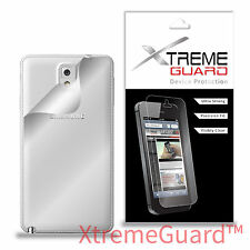 XtremeGuard Clear BACK ONLY Screen Protector Shield For Samsung Galaxy Note 3