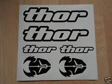 Thor Autocollant Set Sticker Moto cross Dirt bike Pocket Supermoto RACING TUNING