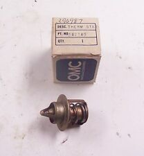 Thermostat for Johnson or Evinrude outboard motor 396987