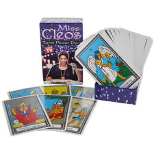 Miss Cleo's Tarot Cards 78 Power Deck Egyptian Set Readings Fortune Telling