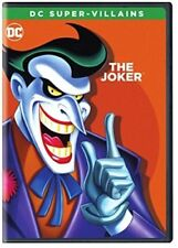 DC Super Villains: The Joker [New DVD] Amaray Case